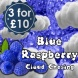 V-juice Blue Raspberry E-Liquid