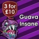 V-Juice Guave Insane E-Liquid