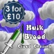 V-Juice hulk Blood E-Liquid