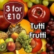 V-Juice Tutti Fruity E-Liquid