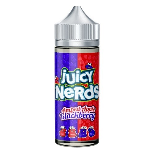 Amped Apple Blackberry by Juicy Nerds