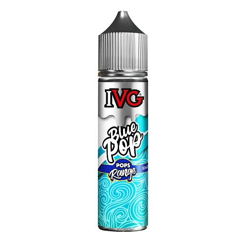 Pops Range Blue Pop by IVG