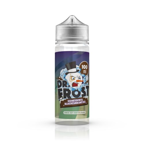 Honeydew & Blackcurrant Ice by Dr Frost