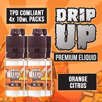 Drip Up Orange Citrus