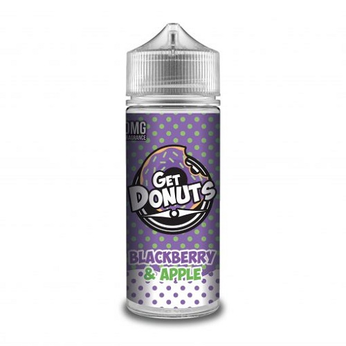 Get Donuts Blackberry & Apple by Get E-Liquid