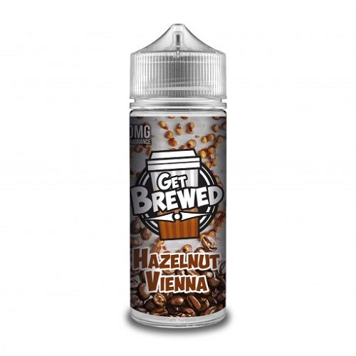 Get Brewed Hazelnut Vienna by Get E-Liquid