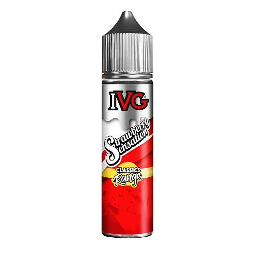 Classic Range Strawberry Sensation by IVG