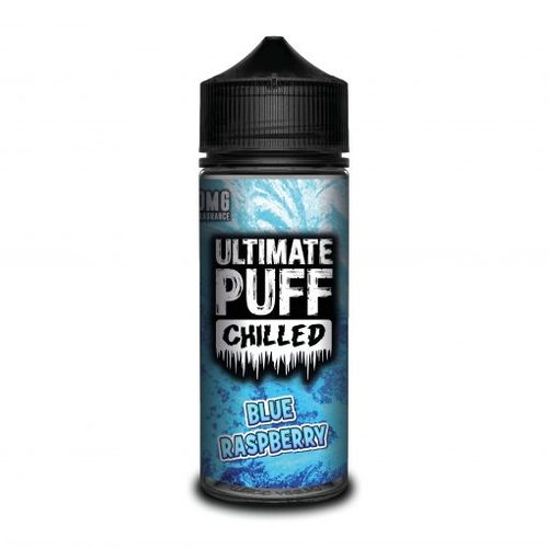 Blue Raspberry Chilled by Ultimate Puff