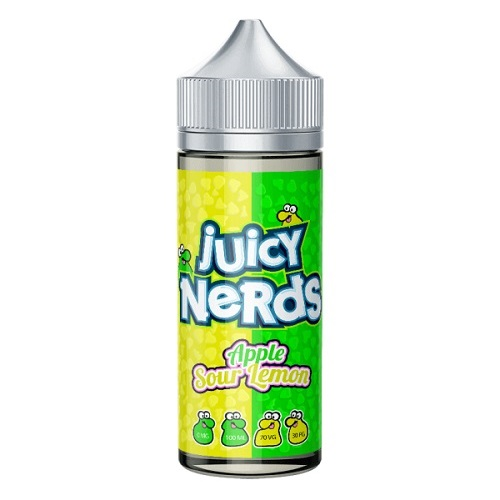 Apple Sour Lemon by Juicy Nerds
