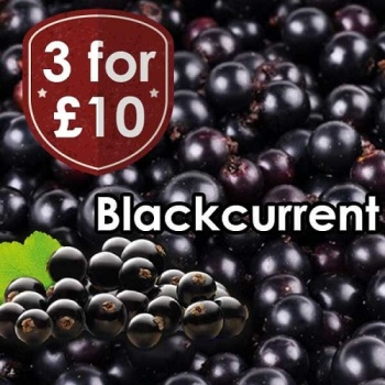 V-Juice Blackcurrant E-Liquid