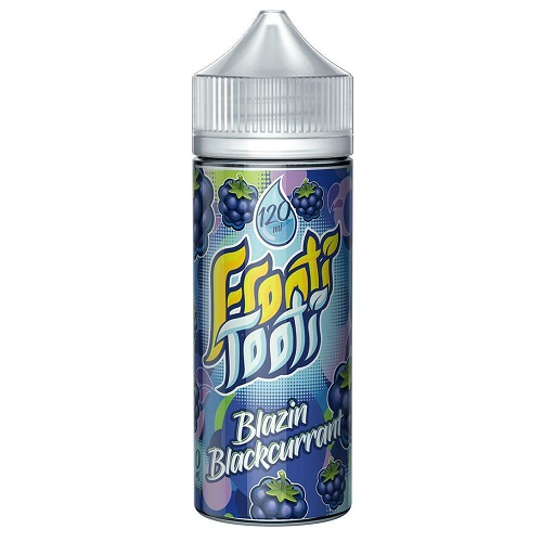 Blazin Blackcurrant by Frooti Tooti