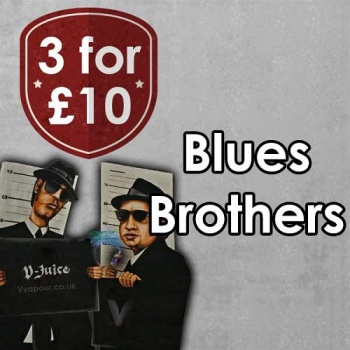 V-juice Blue Brothers  E-Liquid