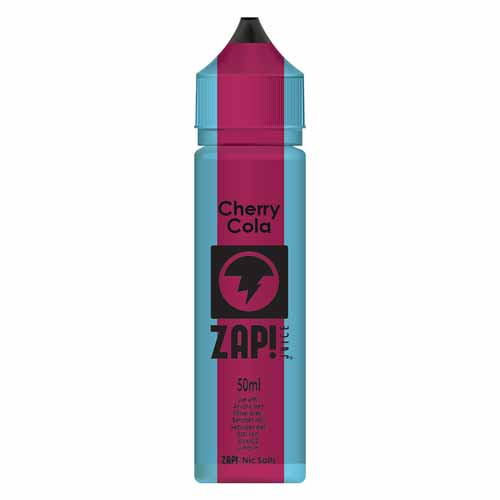 Cherry Cola 50ml ZAP! Juice E Liquid