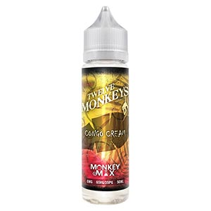 Congo Cream E Liquid by Twelve Monkeys Vapor Co