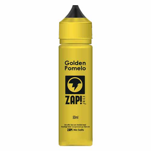 Golden Pomelo 50ml ZAP! Juice E Liquid
