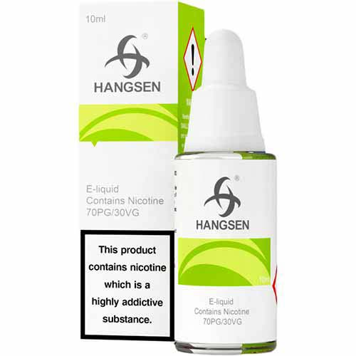 Menthol Sensation E Liquid by Hangsen
