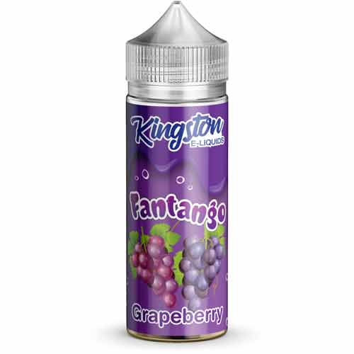 Grapeberry Fantango 100ml E-Liquid by Kingston
