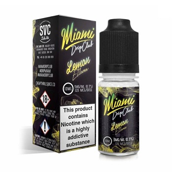 Miami Drip Club Lemon E11even E-Liquid