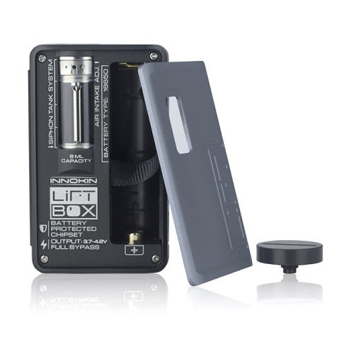 LIFTBOX Bastion Squonk Mod by Innokin