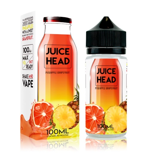 Pineapple Grapefruit by juice head