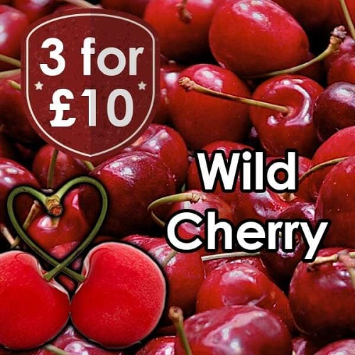 V-Juice Wild Cherry E-Liquid