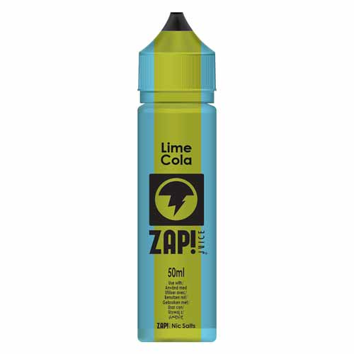 Lime Cola 50ml ZAP! Juice E Liquid
