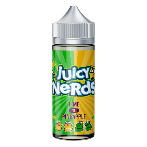 Lime vs Watermelon by Juicy Nerds