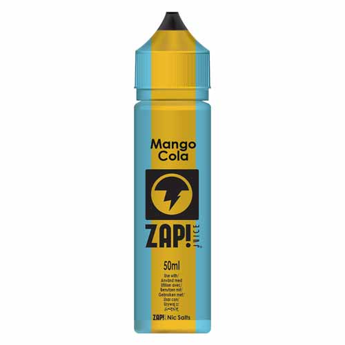Mango Cola 50ml ZAP! Juice E Liquid