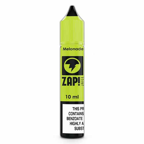 Melonade 10ml Nicotine Salt E-Liquid by Zap! Juice