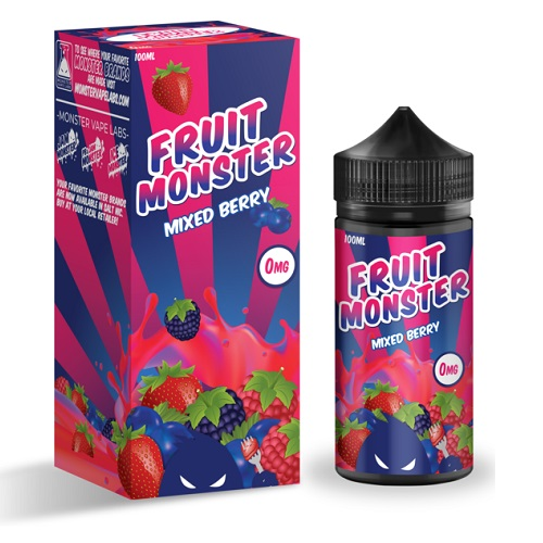 Mixed Berry by Fruit monster