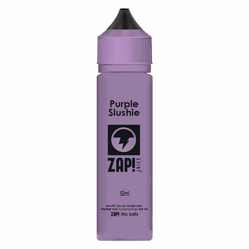 Purple Slushie 50ml ZAP! Juice E Liquid
