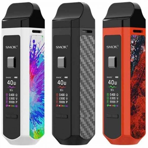 RPM40 Vape Pod Kit By Smok