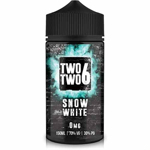 Snow White 150ml E liquid by Two Two Six