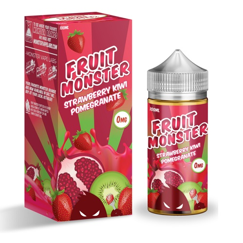 Strawberry Kiwi Pomegranate by Fruit Monster