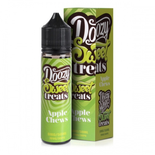 Apple Chews - 50ml E-Liquid by Doozy Vape Co
