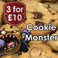 V-Juice Cookie MonsterE-Liquid