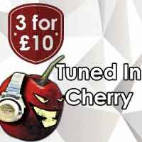 V-Juice Tuned in Cherry by E-Liquid