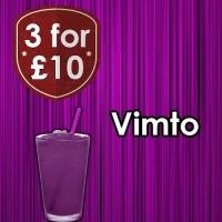 V-Juice Vimto E-Liquid